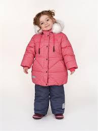 <b>Комплект</b> для девочки (куртка и <b>полукомбинезон</b>) Fox-cub ...