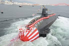 海自 そうりゅう級 そうりゅう 潜水艦 じんりゅう