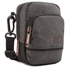 <b>Case Logic ERA Camera</b> Pouch CECS101 - Obsidian - Oribags.com