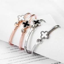 Fashion Versatile Jewelry Clover Bracelet Watch Accessories ... - Vova
