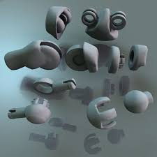 Head and Figure Mods 3D <b>printing</b> experience or figure/<b>joints</b> tips ...
