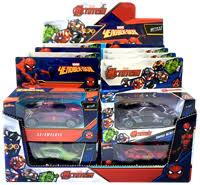 <b>Игрушка AUTOGRAND Машинки</b> Avengers,Мстители, 1:48 52996 ...