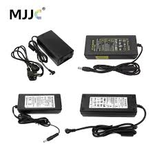 DC12V Power Supply 24V <b>12V 5A Power Adapter</b> 110V 220V AC to ...