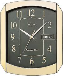 <b>Настенные часы Rhythm CFH102NR18</b> с боем — купить в ...
