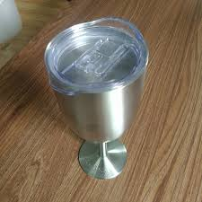 <b>Owfvlazi Double Stainless Steel</b> Wine Drinking Cup Kitchen Tools ...