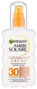 <b>GARNIER Ambre Solaire солнцезащитный</b> ... — купить по ...