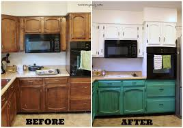 kitchen cabinets chalk paint update how to before and after painted kitchen cabinets modern