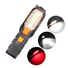 XANES® 6302B COB + <b>LED</b> 4 Modes 90° Rotating Head <b>Flashlight</b> ...