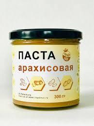 <b>Арахисовая паста Royal</b> nut, 300 гр. — купить в интернет ...