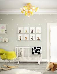Perfect Baby Room Lighting Ideas Neons Neutrals Match Made In Heaven For Inside Models