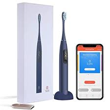 Oclean X Pro Electric Toothbrush 42,000 VPM Deep ... - Amazon.com