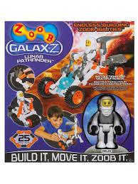 Подвижный <b>конструктор ZOOB GALAX</b>-<b>Z</b> Луноход (<b>Lunar</b> ...