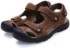 Asifn <b>Sports Athletic</b> Sandals <b>Men</b> Closed Toe <b>Summer Sports</b> ...