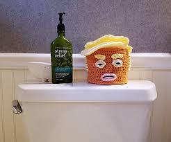 Donald Trump Toilet Paper Cozy pattern by Jen's a Little ... - Ravelry