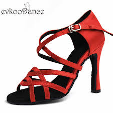 Professional Size US 4 12 Heel Height 8.5 cm Black Color Zapatos ...