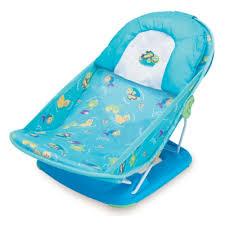 <b>Лежак</b> для купания <b>Summer Infant</b> Deluxe Baby Bather, голубой ...