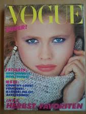 VOGUE Deutsch September 9/1981 - <b>Eva Johnson</b> Mode & Beauty 3. - m3bmEtmY3gUKzbXDf3eCsJA