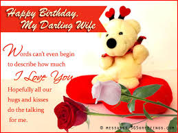 happy-birthday-wishes-for-wife Messages, Greetings and Wishes ... via Relatably.com