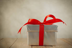 Image result for pics of gift wrapped presents in heaven