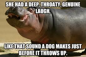 Happy Analogy Hippo memes | quickmeme via Relatably.com
