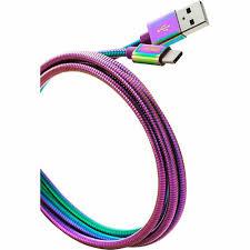 ≡ <b>Кабель CANYON</b> Type-C Quick <b>Charge</b> 1.2 м (CNS-USBC7RW ...