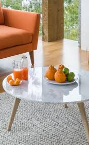 living houses gardens people coffee table this marble coffee table is a small space wonder its timeless stone to