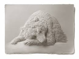 stunning paper art animals will blow your mind   creative bloqcalvin nicholls paper art   grizzly finish