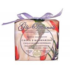 "Натуральное <b>мыло</b> ""<b>GLI OFFICINALI</b>"" <b>Calla</b> Lily &amp; Rosemary ..."