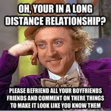 long distance relationship on Pinterest | Long Distance ... via Relatably.com