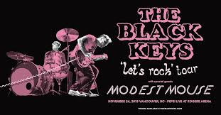 """THE <b>BLACK KEYS</b> """"<b>LET'S</b> ROCK"""" TOUR with special guests ..."""