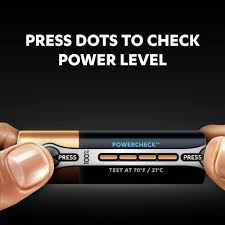 <b>AA</b> Alkaline Batteries - <b>Duracell Ultra</b> Batteries