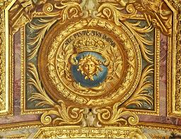 versailles absolute architecture of an absolute king story of english a symbol of louis xiv ceiling of the hall of mirrors in the