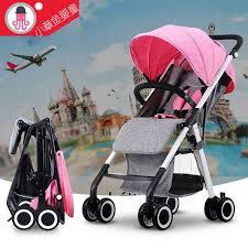 <b>Baby stroller</b> can sit reclining ultra-<b>light</b> portable <b>mini</b> two-way ...