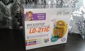 Обзор от покупателя на <b>Ингалятор Little Doctor LD-211C</b> ...