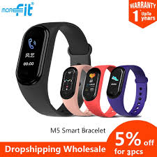 <b>Original</b> MoreFit <b>M5 Smart</b> Watch <b>Smart</b> Activity Trackers Heart Rate ...