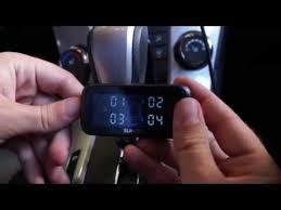 как установить <b>датчики</b> давления в шинах / <b>slimtec tpms</b> x4