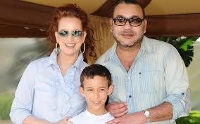 """Résultat de recherche d'images pour """"roi mohamed 6 et ses enfants"""""""