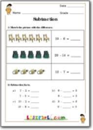 Grade 1 Subtraction worksheetsGrade 1 - Subtraction · Paid Members