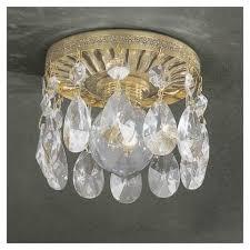 Декоративный <b>светильник Reccagni Angelo SPOT</b> 6100 ORO ...