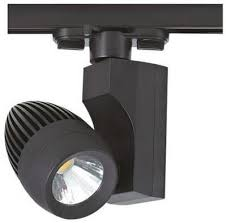 Трековый светодиодный <b>светильник Horoz</b> 23W 4200K черный ...
