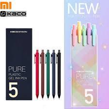 <b>Xiaomi</b> KACO ARTIST 36 цветов двойной наконечник ...