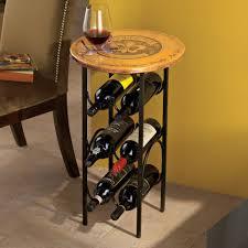large size of storage simple round black wine storage table round teak wood top metal awesome black painted mahogany