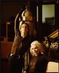 Iggy Pop and <b>Debbie Harry</b>, Jersey City NJ, 1990   Timothy <b>White</b>