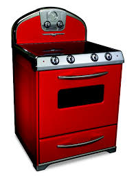 vintage kitchen appliance retro appliances: normally when choosing a stove the answer to wh ether
