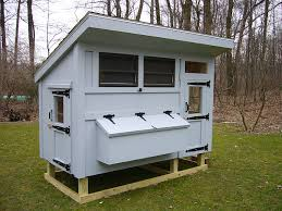 Free Chicken Coop Plans  amp  Coop Construction DetailsChicken Coop Construction