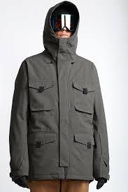 <b>Куртка утепленная Billabong Adversary</b> Iron