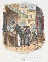 Image result for oliver twist illustrations