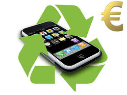 Image result for vieux telephone recyclage