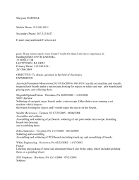 electronic tech resume sample cipanewsletter cover letter electronics technician resume samples electronics