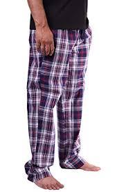 Mens Lounge Pants Pyjama Bottoms 100% <b>Cotton</b> Premium ...
